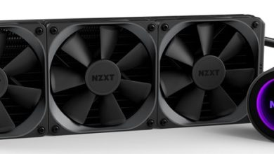 Photo of NZXT brings two more liquid coolers in the Kraken Series