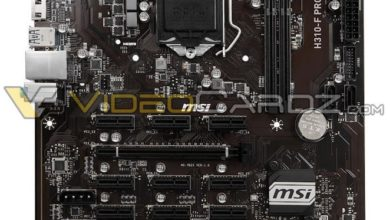 Photo of Now MSI makes a mining motherboard too
