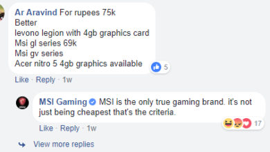Photo of MSI gets hate from people due to its statement against AMD GPUs