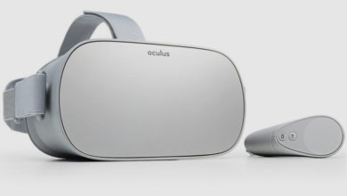Photo of Oculus Go standalone VR headset to be launched soon