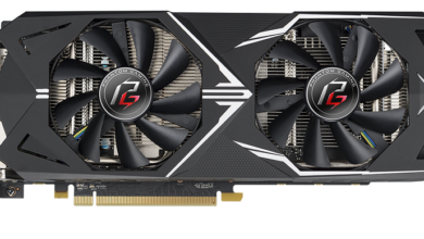 Phantom Gaming X Radeon RX580 8G OC