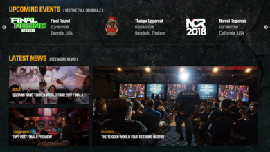 Tekken world tour 2018