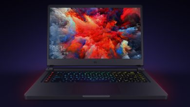 Photo of Gaming Laptop from Xiaomi with NVIDIA GTX 1060 graphics