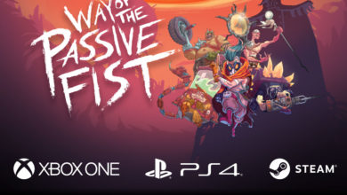 Photo of Way of the Passive Fist is finally out