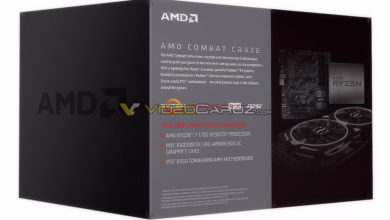Photo of AMD is about to fight miners by providing CPU, GPU and Motherboard in one box
