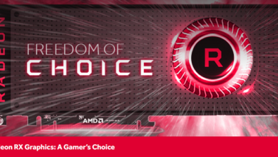 Photo of AMD stresses on Freedom of choice in PC Gaming