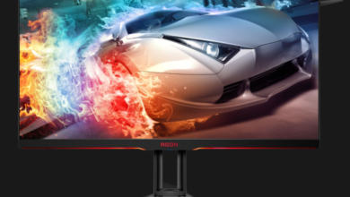Photo of AOC reveals AG322QC4 monitor having 144Hz refresh rate