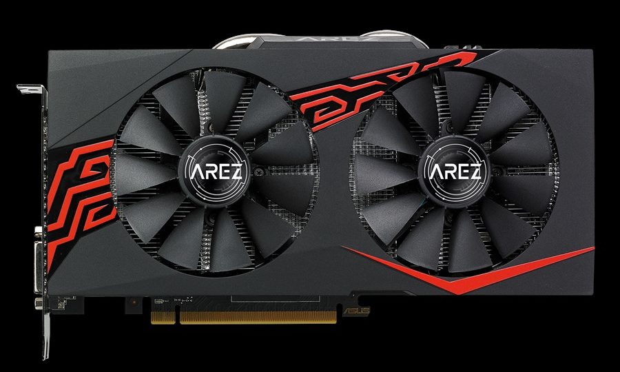 AREZ Expedition Radeon RX 570 OC