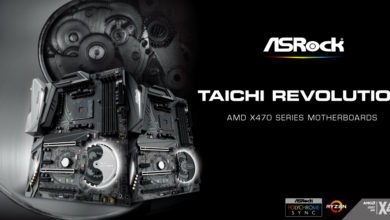 Photo of ASRock launches X470 chipset Taichi motherboards