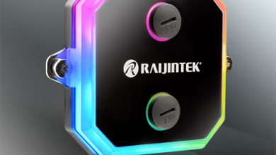Photo of Raijintek announces Antila D5 and CWB-RGB CPU block for enthusiast cooling