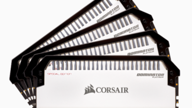Photo of Corsair brings new DDR4 memory with appealing aesthetics