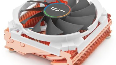 Photo of A fully copper CPU cooler from Cryorig to hit the market this month