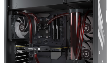 Photo of EK is now producing Fluid Gaming Systems with Ryzen 2nd Gen processors