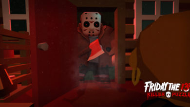 Photo of Friday The 13th: Killer Puzzle coming to Steam on Friday the 13th