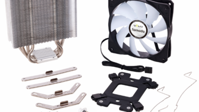 Photo of GELID Introduces Tornado CPU Cooler