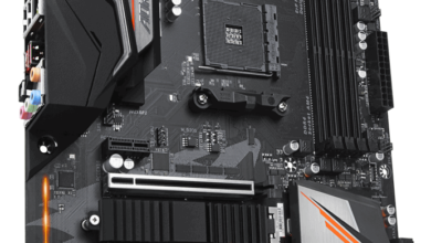 Photo of Gigabyte launches X470 Aorus gaming motherboards with great aesthetics