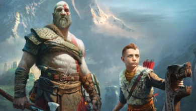 Photo of God of War releases a new patch 1.12, Text can be read at ease now