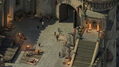 Heading Pillars of Eternity 2