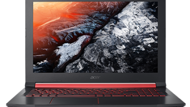 Nitro 5 Gaming Laptop