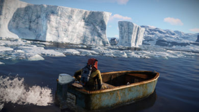 Photo of A player controlled boat for first time- RUST