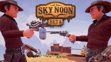 Photo of Air-powered FPS brawler Sky Noon giving beta keys before its early access