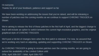 Update Chrono Trigger