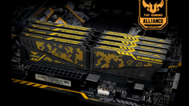 Photo of TeamGroup produces Vulcan TUF Gaming Alliance memory for Asus TUF boards