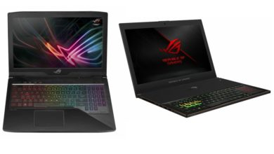 Photo of ASUS ROG GL503 and ROG GX501 gaming laptops are now available