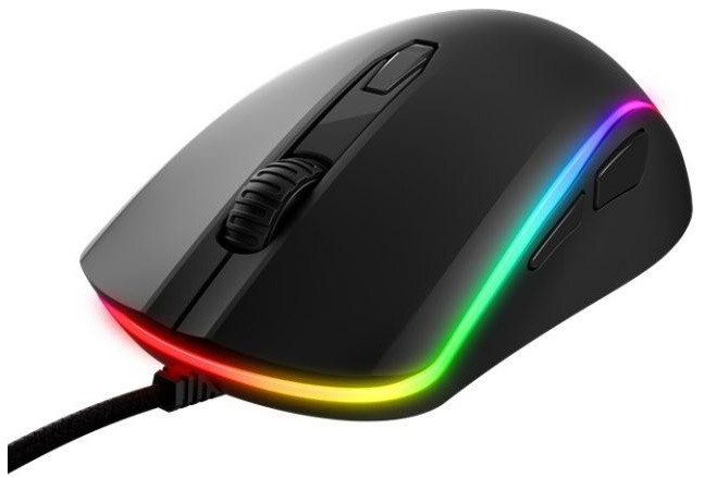 HyperX Pulsefire RGB gaming mouse