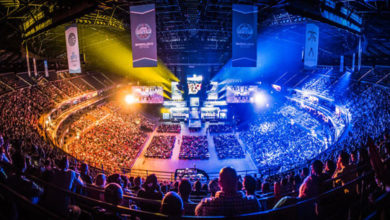 Photo of First e-Sports stadium in the Dubai for competitive gaming