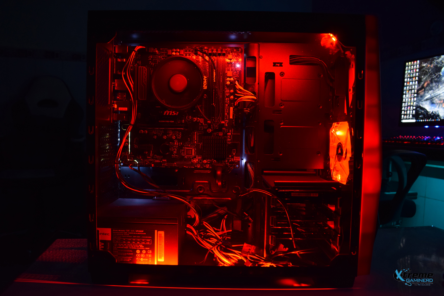 Ryzen 5 2400G Gaming PC 1