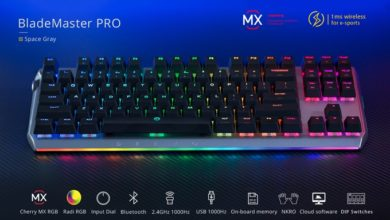 Photo of Drevo is preparing the ultimate wireless RGB mechanical keyboard