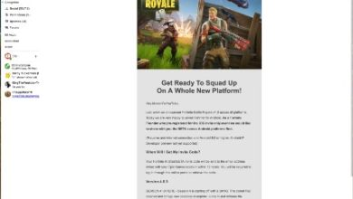 Photo of Warning from Epic Games against Fortnite Android beta scam