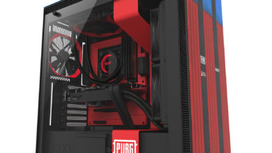 Photo of NZXT released a PUBG themed case- NZXT H700