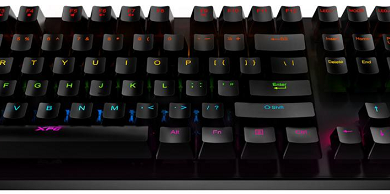 Photo of Adata XPG brings Infrarex K20 Gamer keyboard with decent specs
