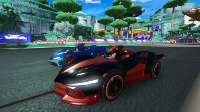 Photo of Team Sonic Racing revealed, coming this winter