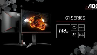 Photo of AOC launches 3 new gaming monitors for fast-paced gaming