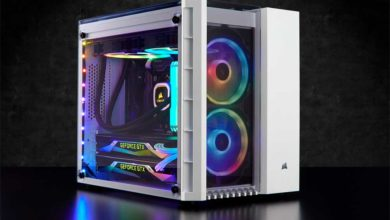 Photo of New Case introduced from Corsair for Small Form Factor which comes with tempered glass