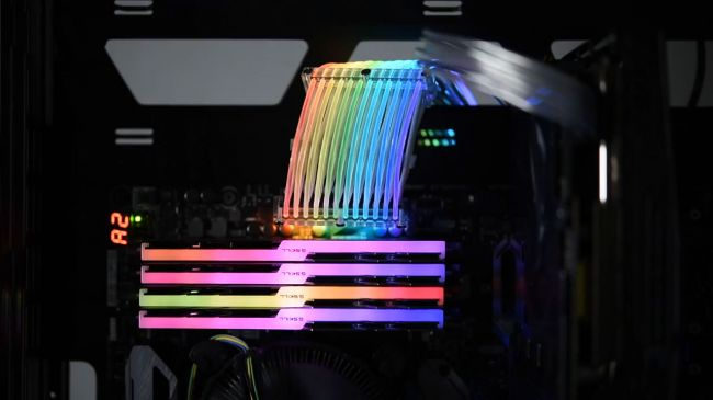 RGB Power Cable