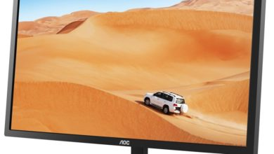 Photo of AOC announced a great 32-inch gaming monitor at a low price