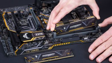 Ballistix AT memories
