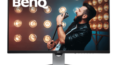 Photo of BenQ's upcoming monitor is a 144hz 32″ curved display, releasing 7th of August