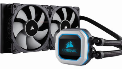 Photo of Corsair will introduce Zero RPM mode for the Hydro H100i Pro cooler