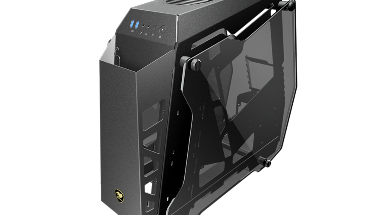 Cougar announced a smaller version of Conquer for Micro ATX build