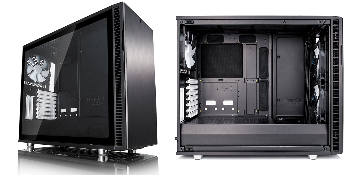 Fractal Design Define R6 TG Black