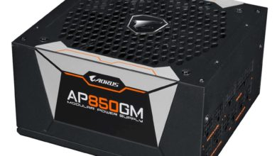 Photo of Gigabyte launches Aorus Gaming Power Supplies
