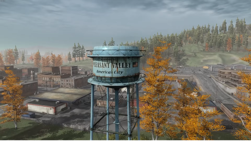 H1Z1 new map