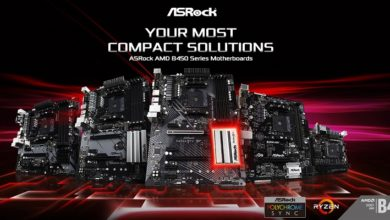 Photo of ASRock introduces the B450 chipset motherboards