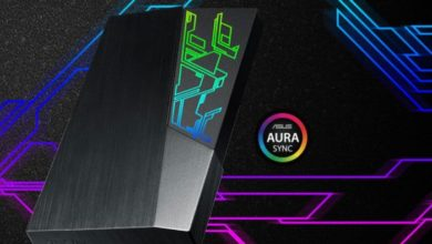 Photo of Asus brings to the Play-Board a New FX External HD, Integrated with AURA Sync RGB System
