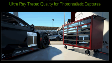 Photo of Details about the latest Nvidia Ray Tracing and AI Tech for Ansel RTX and Ge-force Experience software to be updated with new features